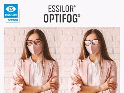 Optifog naočalne leće