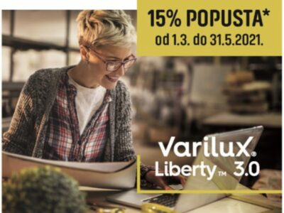 Varilux Liberti 3.0 *15% popusta*